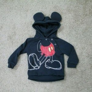 Mickey Mouse Hoodie 12 mos. Disney